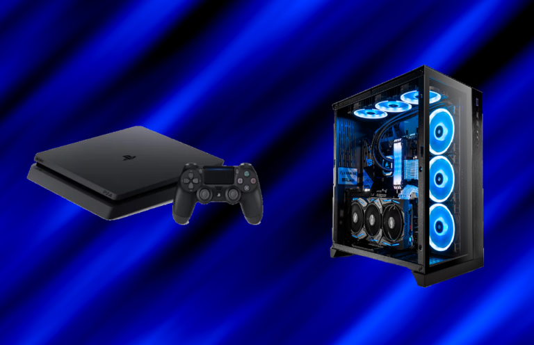 Top 4 pros and cons for buying a gaming PC or a console