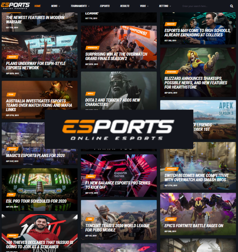 Review – Esports: All about esport