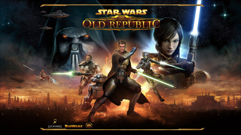 Find a new game: Starwars the old republic