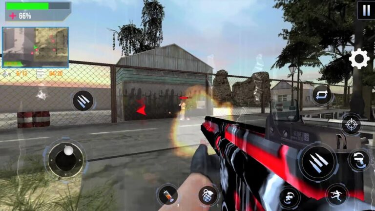 Real Commando Secret Mission – Free Shooting Games (by GAMEXIS) Android Gameplay #10