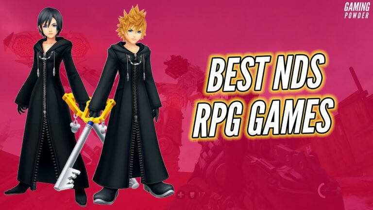 Top 10 Best NDS RPG Games That You Should Play! #1