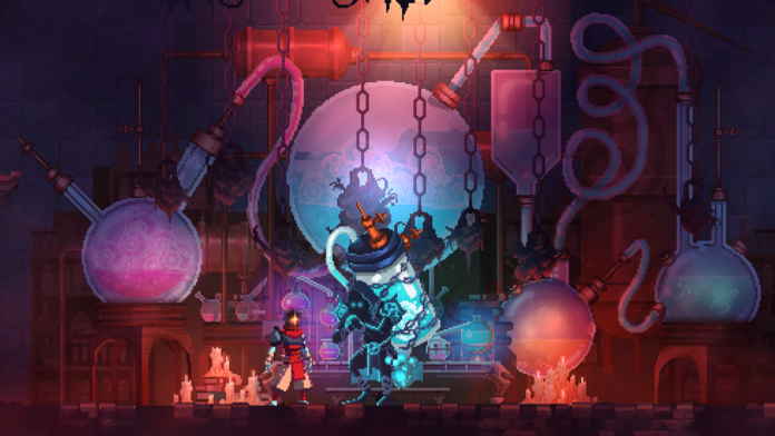 Here's Where Dead Cells Is At In 2021