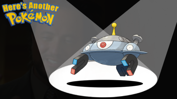 Magnezone Might Be An Alien UFO