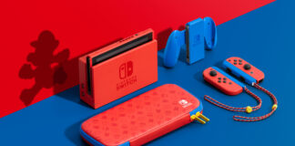 Nintendo Switch Mario Red & Blue Edition System announced and Super Mario 3D World + Bowser's Fury trailer – My Nintendo News