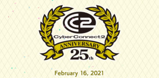 CyberConnect2 celebrates by launching 25th anniversary website – My Nintendo News