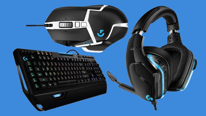 Save up to 54% on these Logitech PC gaming accessories • Eurogamer.net