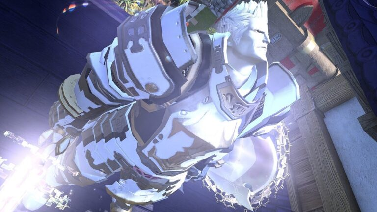 Shiny Final Fantasy XIV Player Wants To Become Even Brighter