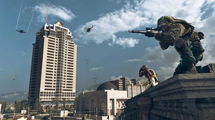 Warzone gets Nakatomi Plaza, survival camps and a CIA Outpost this week • Eurogamer.net