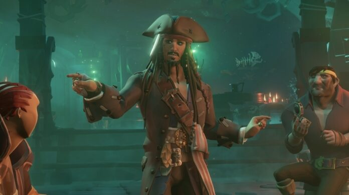 Rare on Sea of Thieves' massive Pirates of the Caribbean update and getting crossovers right • Eurogamer.net
