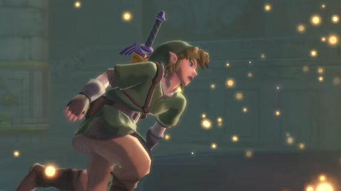 Skyward Sword is my favourite game and yes I have actually played other games • Eurogamer.net