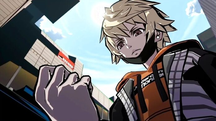 The World Ends With You • Eurogamer.net