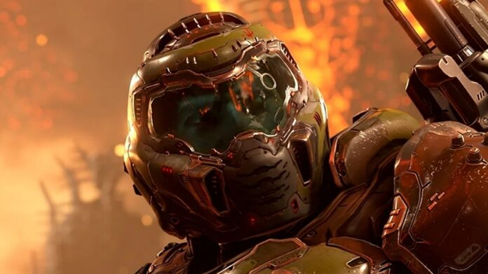 Doom Eternal's next-gen patch tested on PS5 and Xbox Series consoles • Eurogamer.net