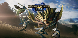 Monster Hunter Rise has been updated to version 3.2.0