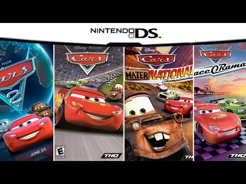 All Cars Games on DS