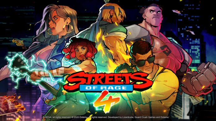 Focus Home Interactive has acquired Dotemu, the developers of Streets of Rage 4