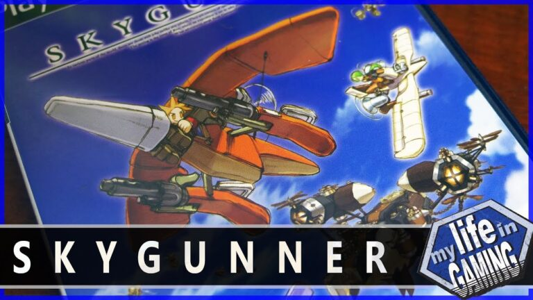 SkyGunner – The Best 3D Shooter on the PlayStation 2 / MY LIFE IN GAMING