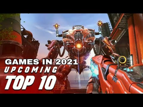 Top 10 Upcoming Games for Android in 2021