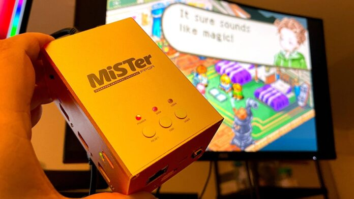 Is MiSTer The Ultimate Retro Gaming Device? Yes, Actually