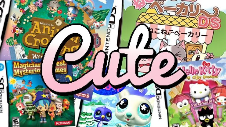 Cute DS Games ✿【LIVE】