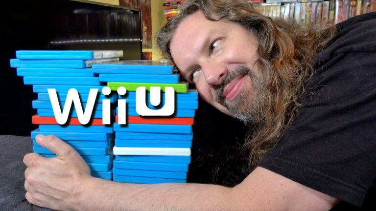 My Wii U collection – Get these games while they are CHEAP!