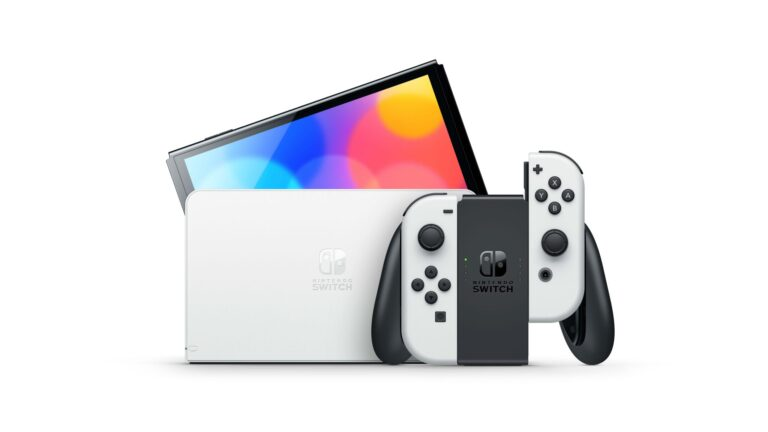 Review: Nintendo Switch – OLED Hardware